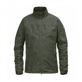 FJALL RAVEN HIGH COAST HYBRID JACKET M MOUNTAIN GREY