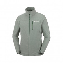 COLUMBIA HEATHER CANYON HOODLESS JACKET CYPRESS HEATHER