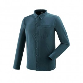Millet BIWA S SHIRT LS ORION BLUE