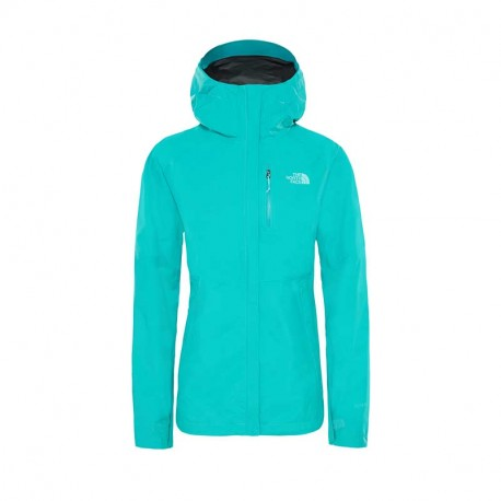 The North Face W DRYZZLE JKT ION BLUE