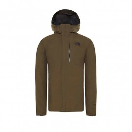 The North Face M DRYZZLE JACKET NEW TAUPE GREEN