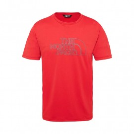 The North Face M EXTENT II TECH TEE TNF BL/H RS GR