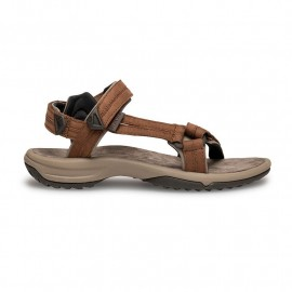 TEVA W TERRA FI LITE LEATHER BROWN