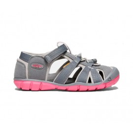 KEEN SEACAMP II KIDS STEEL GREY