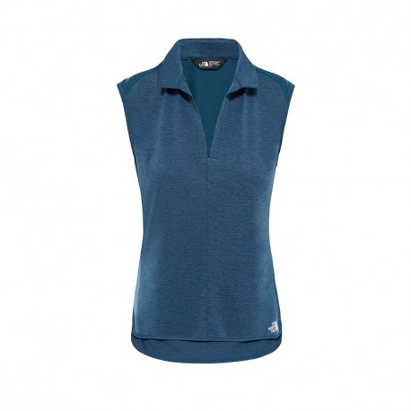 camiseta manga corta THE NORTH FACE inlux mujer