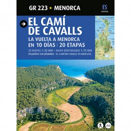 Guide TRIANGLE cami de cavalls gr223 (Spanish)