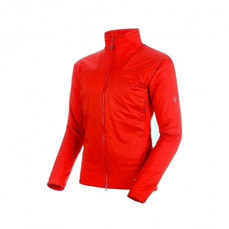 MAMMUT RIME IN JACKET RED