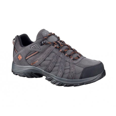 COLUMBIA CANYON POINT LEATHER DARK GREY