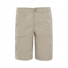 The North Face W HORIZON SUNNYSIDE SHORT - EU DUNE BEIGE