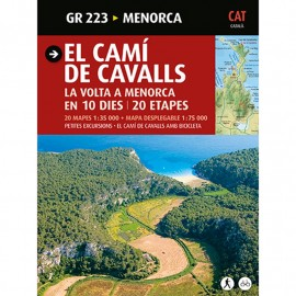 Guide TRIANGLE cami de cavalls gr223 (Catalan)