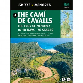 Guide TRIANGLE cami de cavalls gr223 (English)