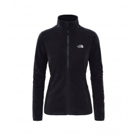 THE NORTH FACE 100 glacier full zip woman