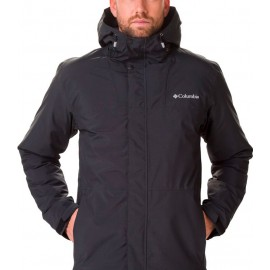COLUMBIA HORIZON EXPLORER INSULATED JAC BLACK