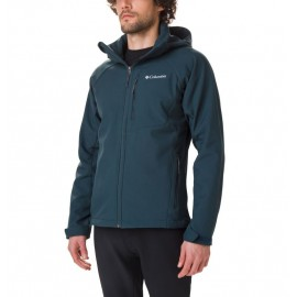 COLUMBIA CASCADE RIDGE II SOFTSHELL NIGHT SHADOW