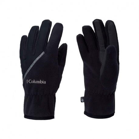 COLUMBIA WIND BLOC WOMEN'S GLOVE BLACK
