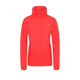 The North Face W RESOLVE 2 JKT JUICY RED
