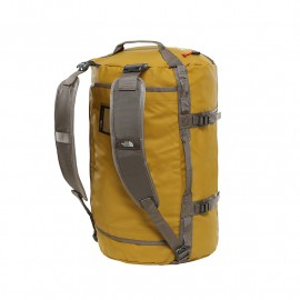 The North Face BASE CAMP DUFFEL - S BRITISHKHAKI/WEIMARANRBRN