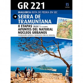 Guide TRIANGLE Serra de Tramuntana GR221 (Spanish)