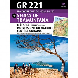 Guide TRIANGLE Serra de Tramuntana GR221 (French)