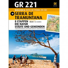 Guide TRIANGLE Serra de Tramuntana GR221 (German)