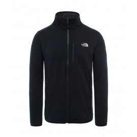 The North Face MEN ARASHI III FLEECE NWTPEGRN/TNFBLK