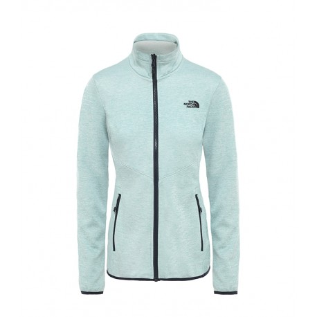 The North Face W ARASHI III FLEECE RADIANTORGLGTHR