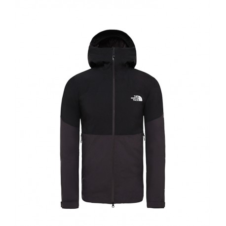 The North Face M IMPENDOR INSULATED JACKET WEATHERED BLACK/TNF BLACK
