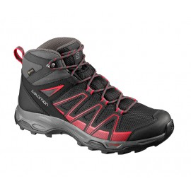SALOMON ROBSON MID GTX W BK/PHANTOM/BA BLACK/PHANTOM/BARBERRY