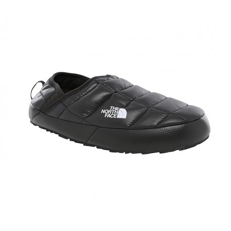 The North Face W THERMOBALL TRACTION MULE V TNF BLACK/TNF BLACK