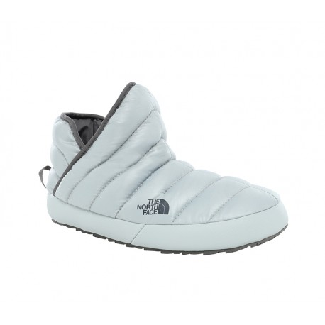 The North Face W TB TRACTION BOOTIE HIGH RISE GREY/ZINC GREY