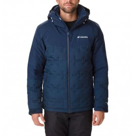 COLUMBIA WILD CARD DOWN JACKET COLLEGIATE NAVY