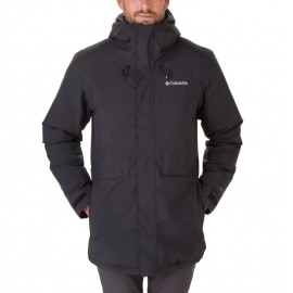COLUMBIA NORTHBOUNDER TURBODOWN PARKA BLACK