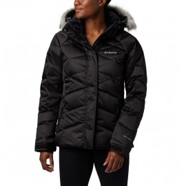 COLUMBIA LAY D DOWN II JACKET BLACK