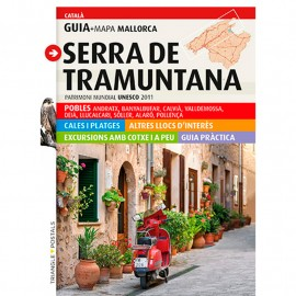 Guide-map TRIANGLE Serra de Tramuntana (Catalan)