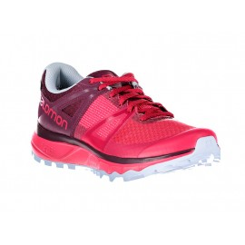SALOMON TRAILSTER GTX W CERISE