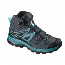 SALOMON X RADIANT MID GTX EBONY