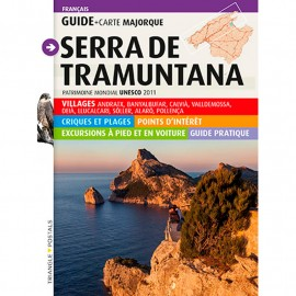 Guide-map TRIANGLE Serra de Tramuntana (French)