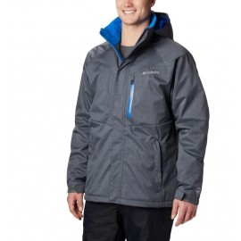 COLUMBIA ALPINE ACTION JACKET GRAPHITE, SUPER BLUE