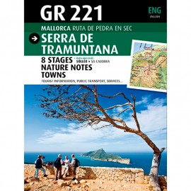 Guide TRIANGLE Serra de Tramuntana GR221 (english)