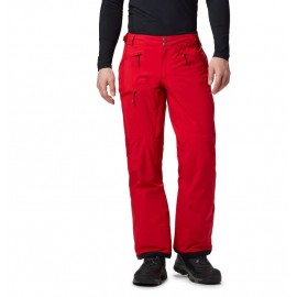 COLUMBIA CUSHMAN CREST PANT MOUNTAIN RED