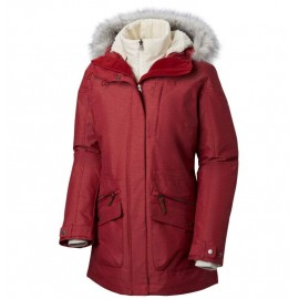 COLUMBIA CARSON PASS IC JACKET BEET