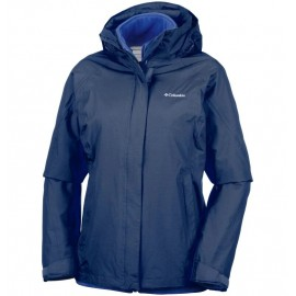 COLUMBIA VENTURE ON INTERCHANGE JACKET NOCTURNAL