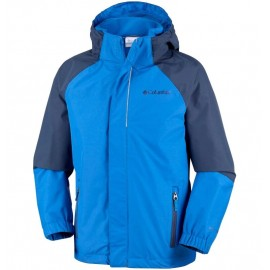 COLUMBIA HOLLY PEAK SHELL BLUE
