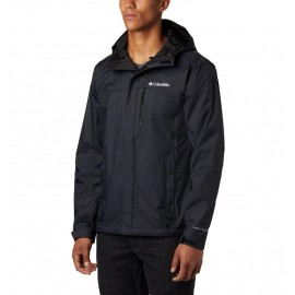 COLUMBIA POURING ADVENTURE II JACKET BLACK