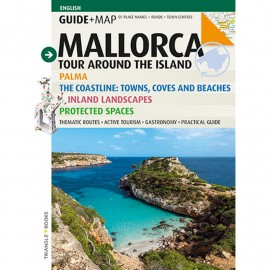 Guide-tourist map Mallorca TRIANGLE (English)
