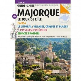Guide-tourist map Mallorca TRIANGLE (French)