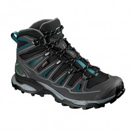 SALOMON X ULTRA MID 2 W GTX BLACK