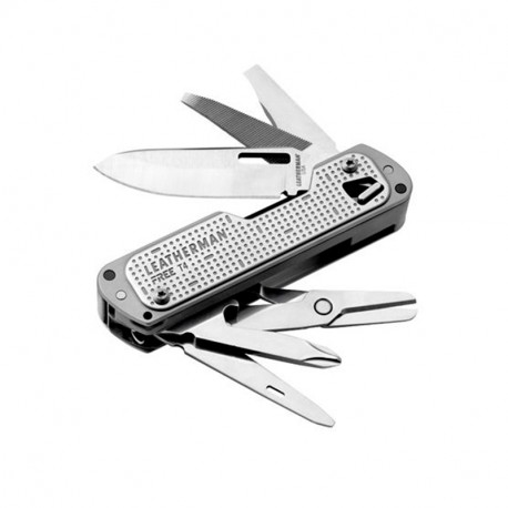Leatherman FREE T4 INOX