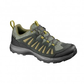 SALOMON EOS GTX MEN BELUGAPHANTOMBURNTOLIVE
