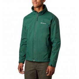 COLUMBIA BRADLEY PEAK JACKET LIGHT CLOUD